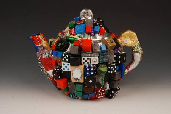 Teapot-Donald Clark